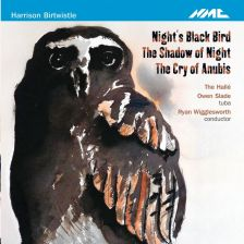 Birtwistle Night's Black Bird; (The) Shadow of Night