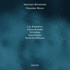 476 5050. BIRTWISTLE Settings of Lorine Niedecker. Trio. Bogenstrich