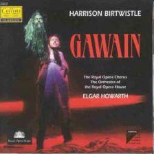 BIRTWISTLE Gawain