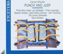Birtwistle Punch and Judy