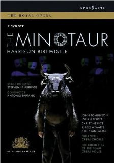 BIRTWISTLE The Minotaur
