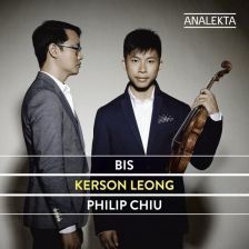 AN2 9160. Kerson Leong: Bis - Music for Violin and Piano