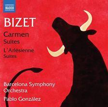 8 573546. BIZET Carmen Suites. L'Arlésienne Suites
