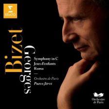 Bizet Symphony in C; Jeux d'enfants; Roma