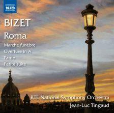 8 573344. BIZET Roma Symphony. Overtures