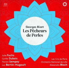 PTC5186 685. BIZET The Pearl Fishers (Bloch)