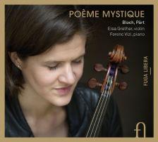 FUG711. BLOCH Violin Sonatas Nos 1 & 2. Elsa Grether