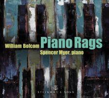STNS30041. BOLCOM Piano Rags