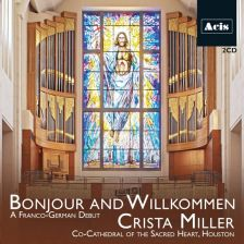 APL72306. Crista Miller: Bonjour and Willkommen