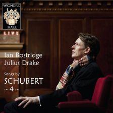 WHLIVE0091. SCHUBERT Songs Vol 4 (Bostridge)