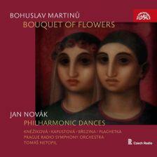 SU4220-2. MARTINÜ Bouquet of Flowers NOVÁK Philharmonic Dances