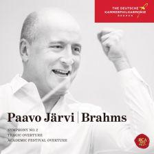 88985 459462. BRAHMS Symphony No 2 (Järvi)