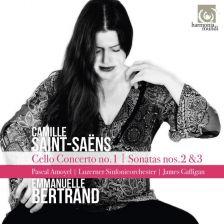 HMM90 2210. SAINT-SAËNS Cello Concerto No 1. Cello Sonatas
