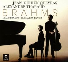 9029 572393. BRAHMS Cello Sonatas. Hungarian Dances