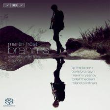 BIS2063. BRAHMS Clarinet Quintet. Clarinet Trio