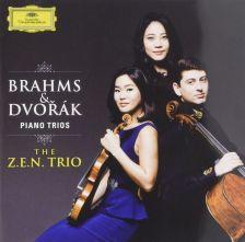 481 6292. DVOŘÁK; BRAHMS Piano Trios