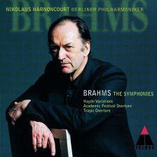 BRAHMS Symphonies Nos 1-4 – Harnoncourt
