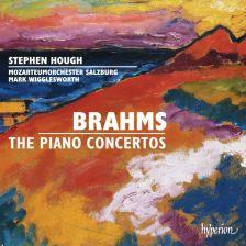 CDA67961. BRAHMS Piano Concertos, Stephen Hough