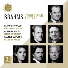 9029588837. BRAHMS String Sextets