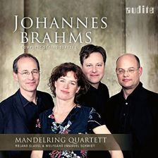 AUDITE97 715. BRAHMS String Sextets
