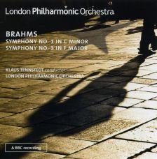 Brahms Symphonies Nos. 1 & 3