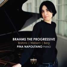 ODRCD330. Pina Napolitano: Brahms the Progressive