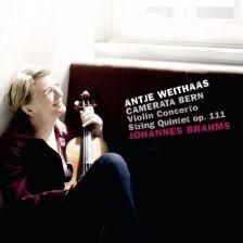AVI8553328. BRAHMS Violin Concerto. String Quintet