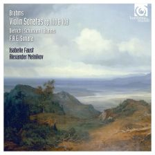 HMC90 2219. BRAHMS Violin Sonatas SCHUMANN 3 Romances