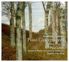 HMC90 2191. BRAHMS Piano Concerto No 1. 4 Ballades