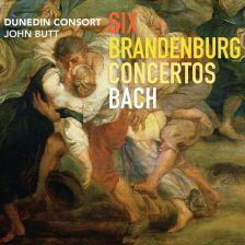 CKD430. JS BACH Brandenburg Concertos, BWV1046-51. Dunedin Consort/John Butt