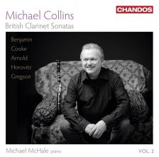 British Clarinet Sonatas Vol 2