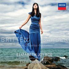 478 8189. BRITTEN; BARBER Piano Concertos