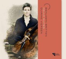 GLO5259. BRITTEN Cello Suites