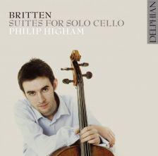 Britten Suites for Solo Cello