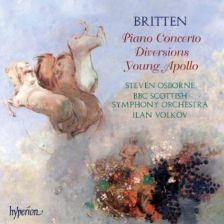 Britten Piano Concerto; Diversions