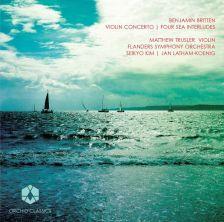 ORC100037. BRITTEN Violin Concerto. Matthew Trusler