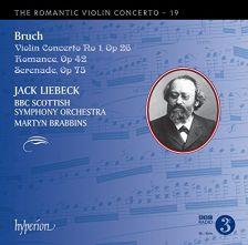 CDA68060. BRUCH Violin Concerto No 1. Serenade. Romance