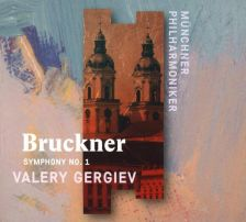 MPHIL0008. BRUCKNER Symphony No 1 (Gergiev)