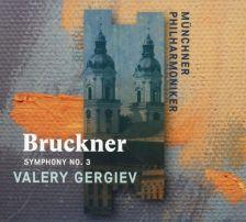 MPHIL0009. BRUCKNER Symphony No 3 (Gergiev)