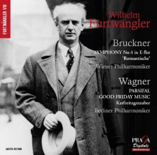 PRD DSD 350 130. BRUCKNER Symphony No 4 WAGNER Parsifal: Good Friday Music