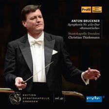 PH16064. BRUCKNER Symphony No 4 (Thielemann)