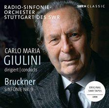 SWR19411CD. BRUCKNER Symphony No 9 (Giulini)