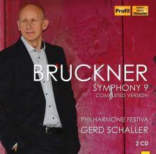 PH16089. BRUCKNER Symphony No 9 (Schaller)