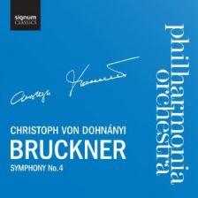 BRUCKNER Symphony No 4, 'Romantic'