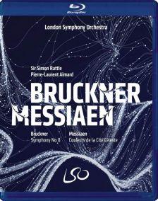LSO3042. BRUCKNER Symphony No 8 (Rattle)