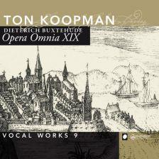 CC72258. BUXTEHUDE Vocal Works Vol 9