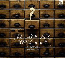 HMM90 2322. BWV … or not?