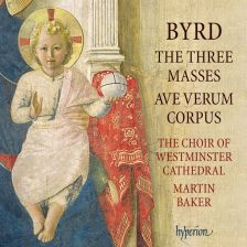 CDA68038. BYRD The Three Masses