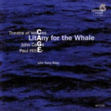 CAGE Litany for the Whale