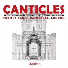 Canticles at St Paul's